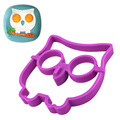 1pc Owl Egg Shaper Kitchen Gadgets Make Owl Shaped Fried Eggs Fun Cute Mold Ring Shaper