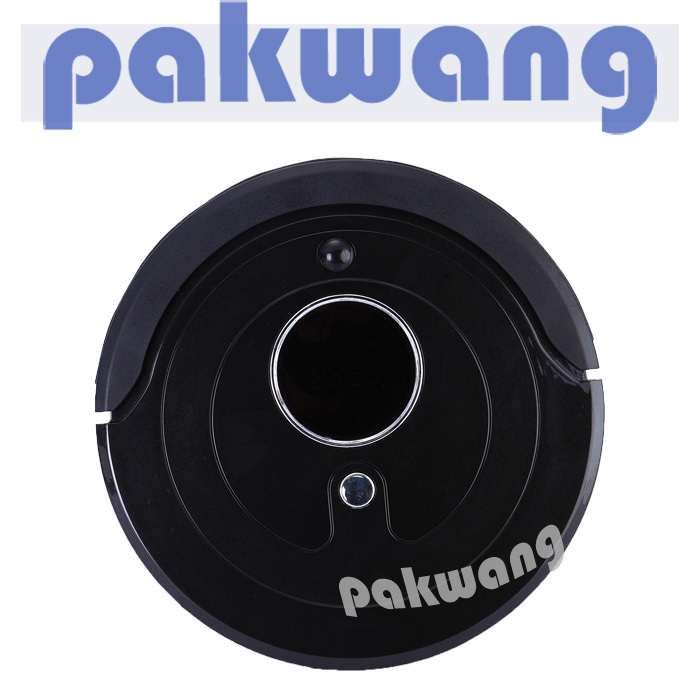 2014 new LED wireless robot vacuum cleaner for home or office washing swivel sweeper floor cleaning robot,air cleaner(China (Mainland))