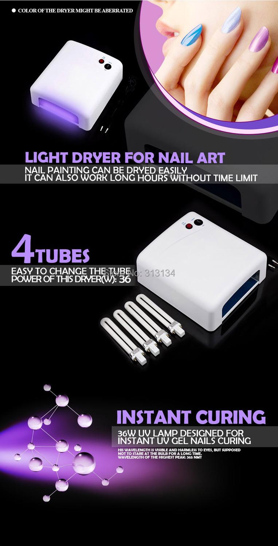 Y806 1Pcs UV Curing White 220V Tube 4 x 9W Lamp Tubes G-Recovered.jpg