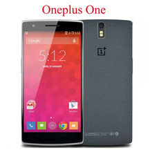 ZK3 Original Oneplus One Plus One 4G 5.5″ FHD Qualcomm Snapdragon 8974AC Quad Core Android 4.4.2 3GB+64GB 13MP Camera Smartphone