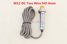 Buy 5Pcs M12 AC Two Wire NO 4mm distance measuring Inductive proximity switch sensor LJ12A3-4-J/EZ for $12.21 in AliExpress store