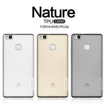 Original Nillkin Nature TPU Case Huawei Ascend P9 Lite / G9 Transparent Soft Silicon Back Cover Phone NN01 - Shenzhen Best Accessories store