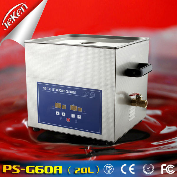 Digital ultrasonic cleaner (PS-G60A) 20L