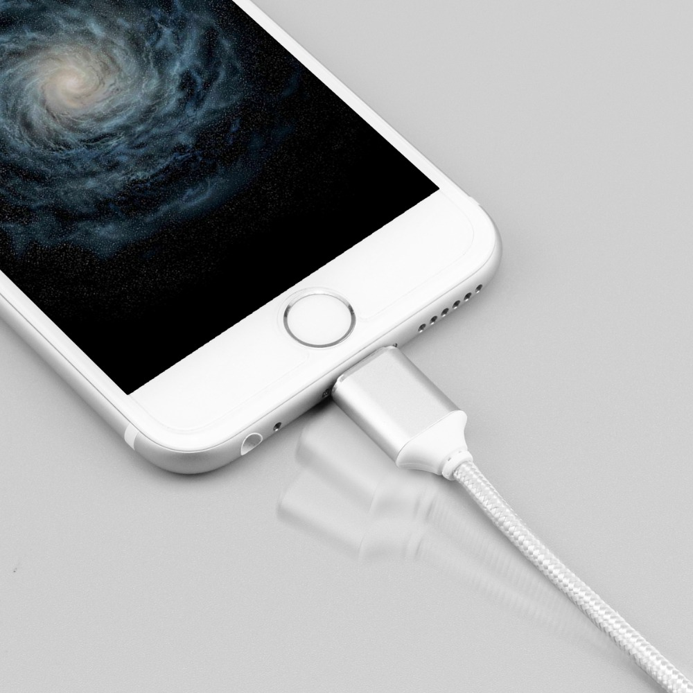 Magnetic Cable iPhone 7 SE 5 5c 5s 6 6s 6 Plus 6s Plus, Magnetic Charger Android Micro USB Samsung Huawei Sony LG Cable