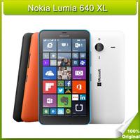 Unlocked Nokia Microsoft Lumia 640 XL Quad Core 1GB+8GB 13MP Camera 5.7 inch Windows phone 8.1 SmartPhone NFC FDD-LTE