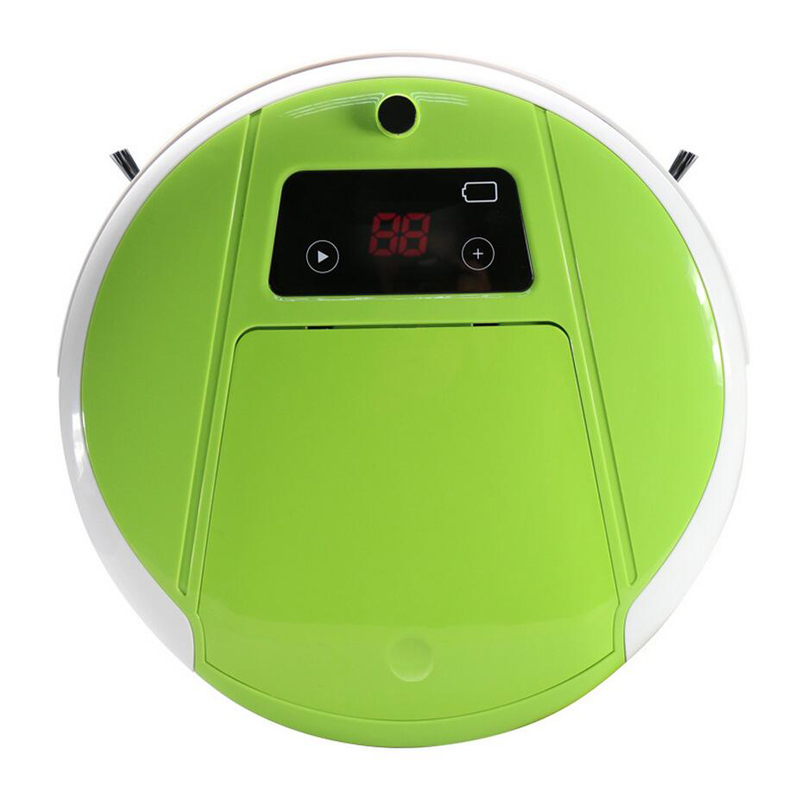 2016 Newest Intelligent Robot Vacuum Cleaner Sweeper Intelligent Household Automatic Scrubbing Machine to Mopping the Floor(China (Mainland))