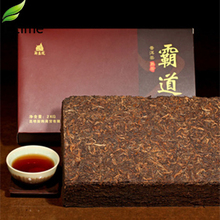 puer tea Top Grade Hot Sale Natura lOrganic Brick puerh tea Anti aging Fragrant Aroma Classic