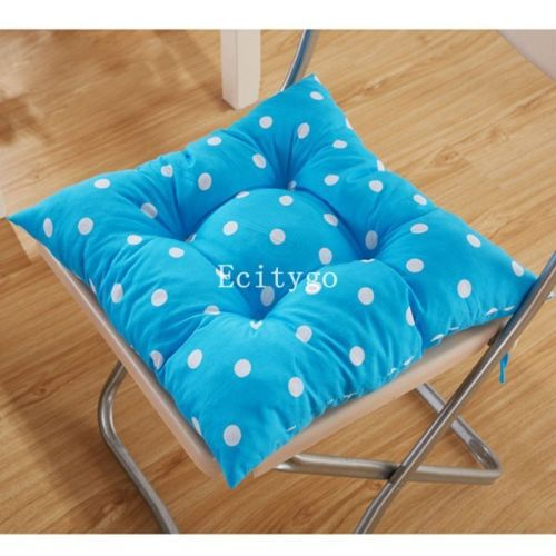2016 Hot New Fashion Square Seat Pillow Cushions Chair Pad Patio Home Car Sofa Office Soft