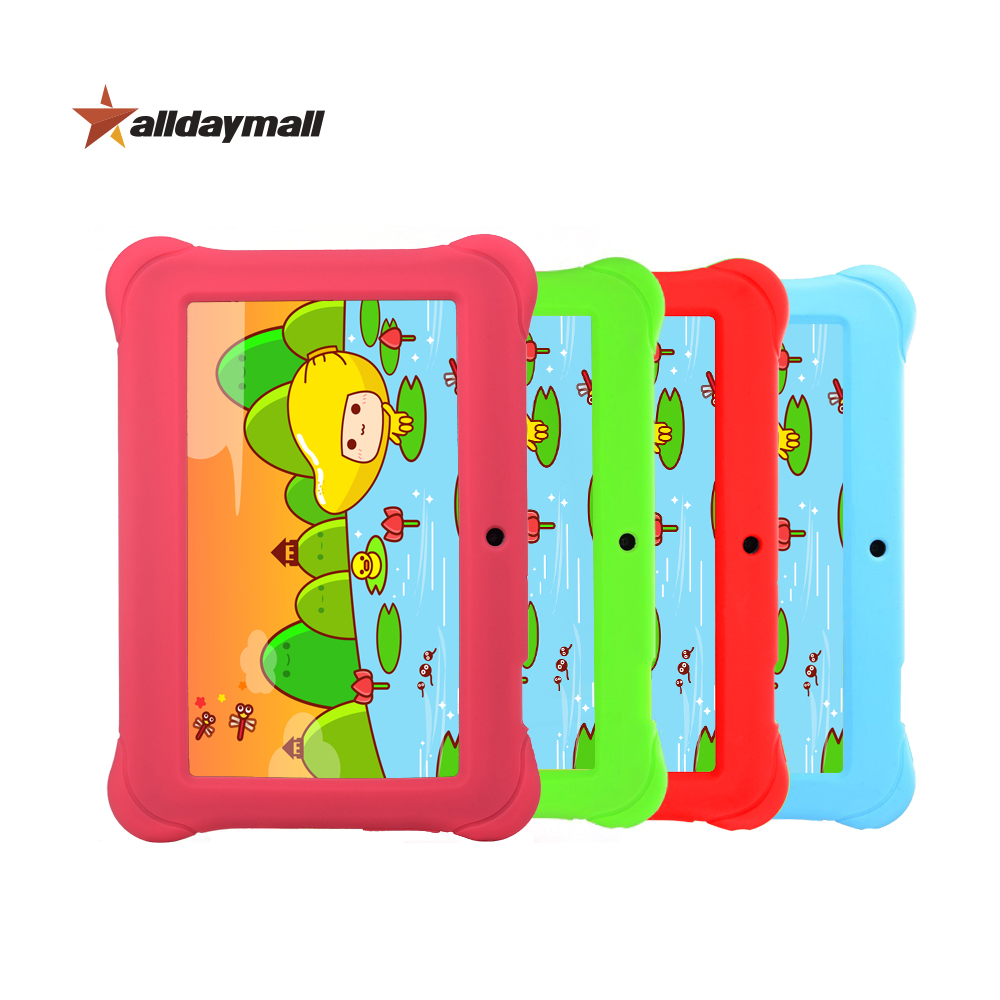 Alldaymall 7'' Tablet PC Tablet 7 inch for kids Children Baby Ninos Tablet Android 4.4 Allwinner A33 1GB RAM 8GB ROM(China (Mainland))