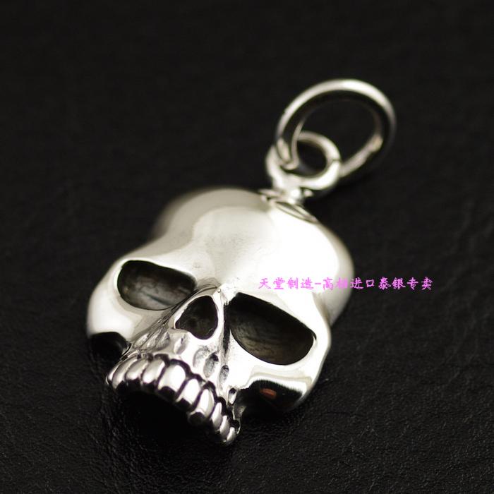 925 pure silver thai silver carzy pig skull pendant<br><br>Aliexpress