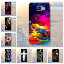 Buy Samsung Galaxy A5 2016 A510 Cover Scenery Pattern TPU Soft Case Samsung Galaxy A5, 2016 Mobile Phone Protective Case for $1.54 in AliExpress store
