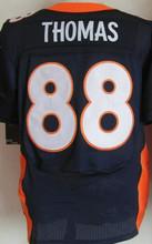 Cheap Sale Men's Elite 18 Peyton Manning Jersey 58Von Miller 88 Demaryius Thomas Jersey,Size:M-3XL,Best quality,Accept Mix Order(China (Mainland))