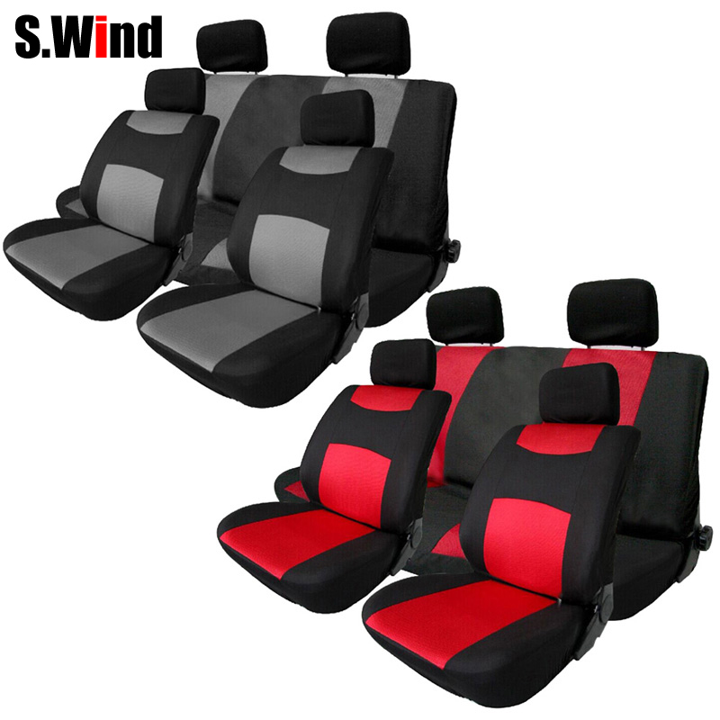 Buy 2017 News Hot Universal Car Seat Covers Set Full