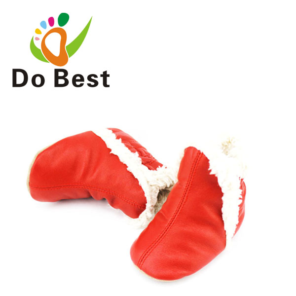 Dobest Brand Plush Soft Baby Kids Crib Toddler Shoes Moccasins For Girls First Walkers New 2017 Autumn Winter Fashion 19901(China (Mainland))