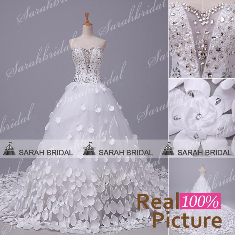 Свадебное платье Sarahbridal 2015 vestido noiva W2014040401 свадебное платье sarahbridal 2015 30107