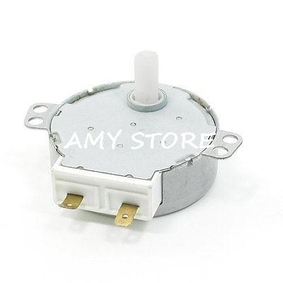 Microwave Oven Synchronous Motor 5-6RPM Speed AC 220V/240V 4W Power 49TYZ-A2 50/60Hz(China (Mainland))