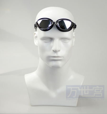 High quality vintage Mannequin Head Hat Display Head Male White Mannequin Head On Sale(China (Mainland))