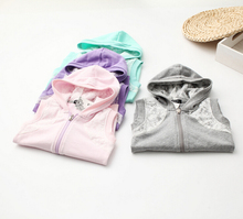 New Baby Girls Lace Cotton Vest With Hat, Princess Fashion Sleeveless Hoodies  4 color  5 Pieces/lot, Wholesale(China (Mainland))