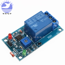 Buy CFSUNBIRD 5pcs/lot 5V Light Photoswitch Sensor Switch LDR Photoresistor Relay Module Light Detection Photosensitive Sensor Board Electronic Co.,Ltd) for $11.85 in AliExpress store