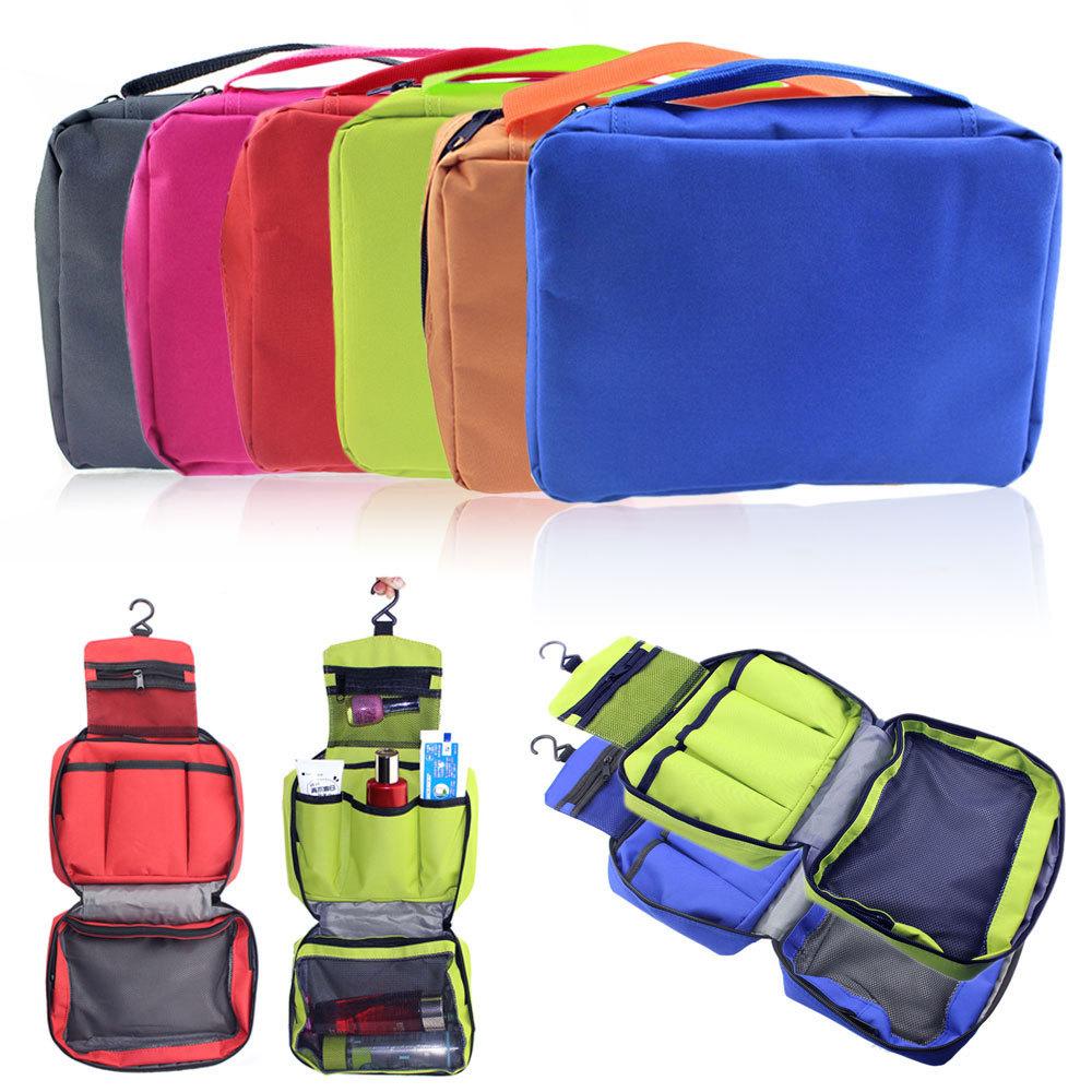 *US Ship* High Quality Travel Kit Mini Portable Lightweight Travel Bag Toiletries Bathroom Orignizer for Women Makeup Bags(China (Mainland))