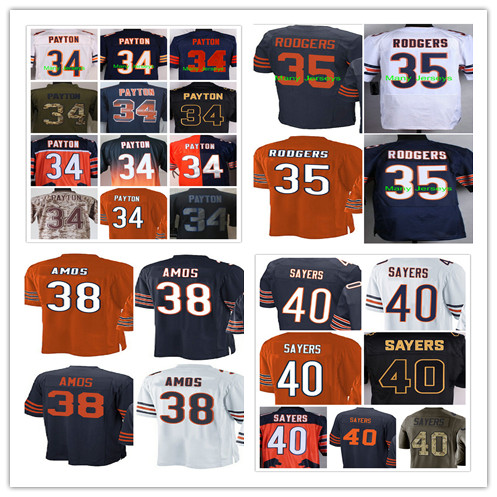 Chicago Bears Adrian Amos Jerseys Wholesale