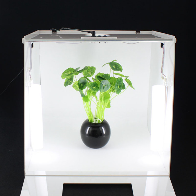 "NEW Vertical Window Professional Portable Mini Photo Studio Photography Light Box 16""x 16"" D45 220V/110V"