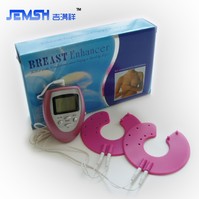 Muscle Firmer Massager Healthy Breast Enhancer Enlarger free shippment !1set/lot free dropshipping