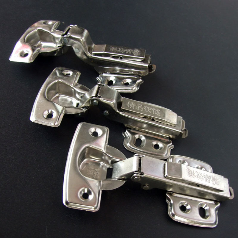 Stainless steel hinge damping buffer / hydraulic spring hinge cabinet door furniture aircraft pipes(China (Mainland))