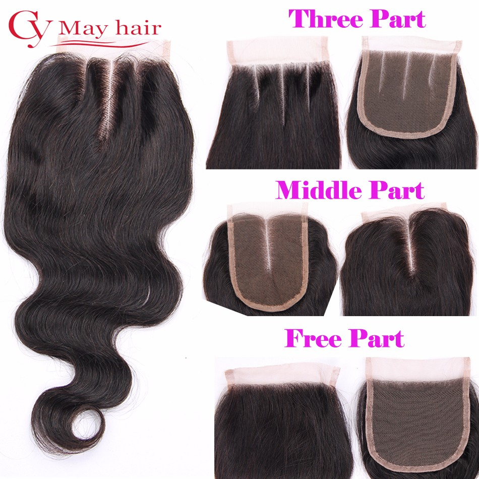 Malaysian Body Wave Bundles With Closure Grade 8a Malaysian Virgin Hair With Closure Unprocessed Bodywave With Lace Closure