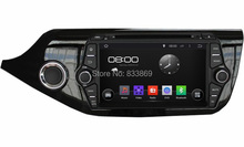 Quad Core 1024*600 HD 2 din 8″ Android 5.1 Car DVD GPS for KIA CEED 2013 2014 With 3G/WIFI Bluetooth IPOD TV Radio USB AUX IN