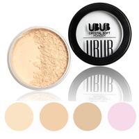 UBUB Loose Powder Setting Powder Ultra-Light Perfecting Finishing Powder Natural Glow