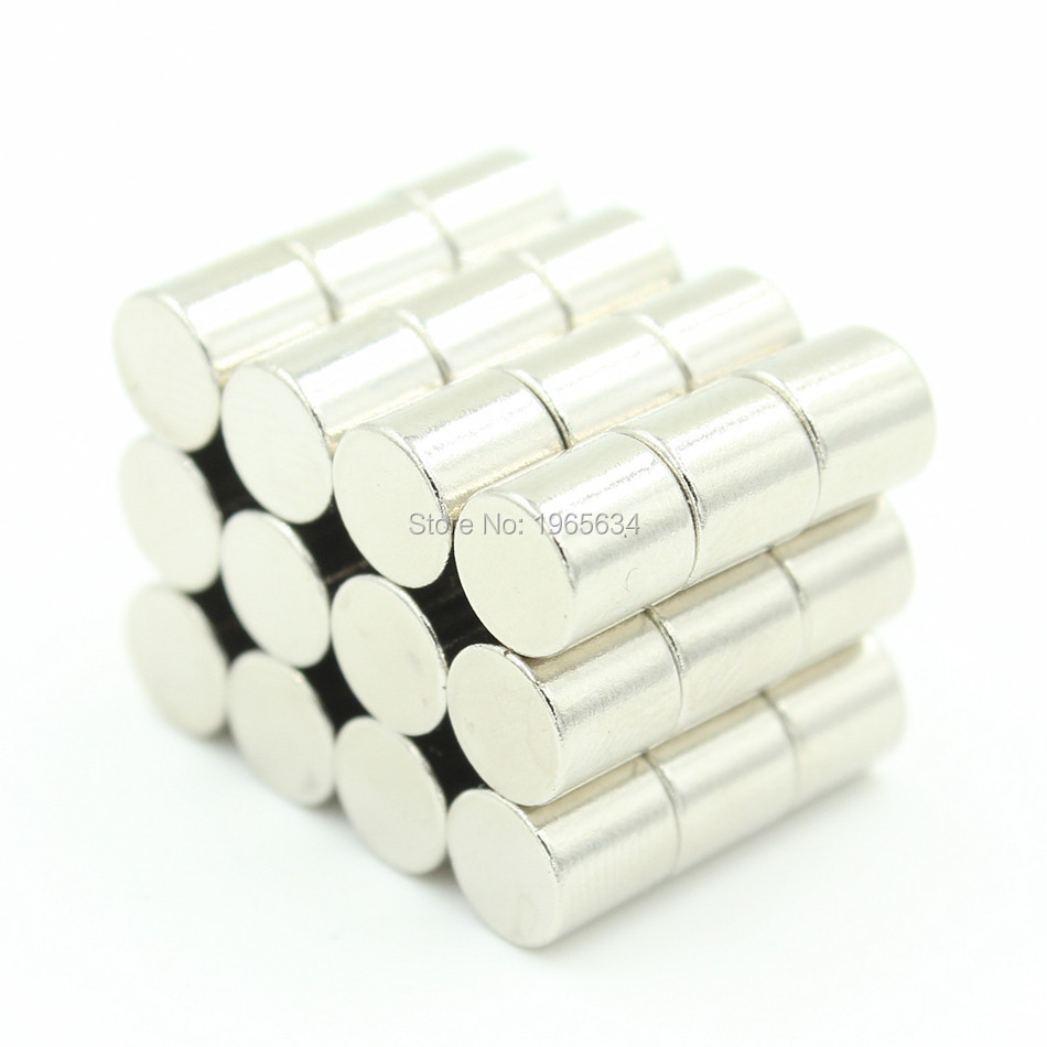 100pcs Neodymium N35 Dia 3mm X 3mm  Strong Magnets Tiny Disc NdFeB Rare Earth For Crafts Models Fridge Sticking Free Shipping<br><br>Aliexpress