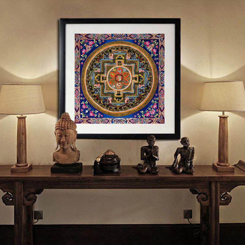 Tibetan Thangka Mandala Art Paintings Thangka Buddha Home Decorators Catalog Best Ideas of Home Decor and Design [homedecoratorscatalog.us]