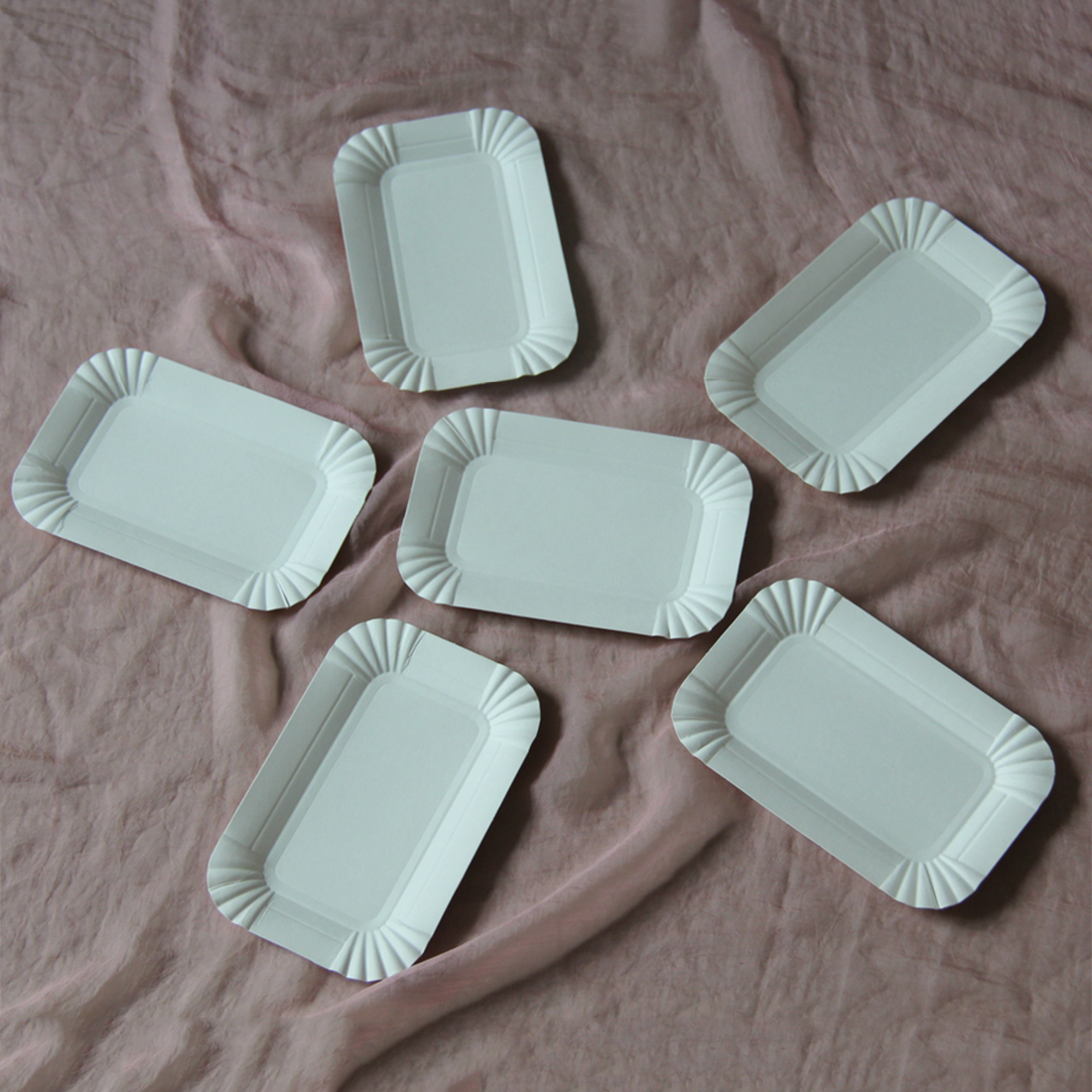 aeProduct.getSubject() & 2018 Wholesale Hot Selling Disposable Paper Plates Rectangular ...