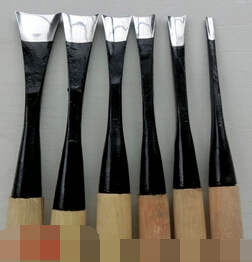 1pcs freeshipping wood carving knife round billet knife--wide:0.5cm <br><br>Aliexpress