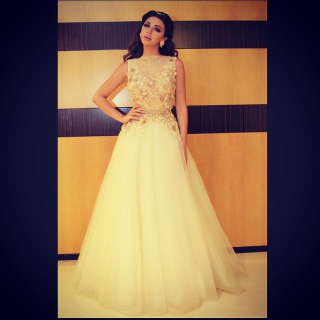 Les model de robe soiree 2013