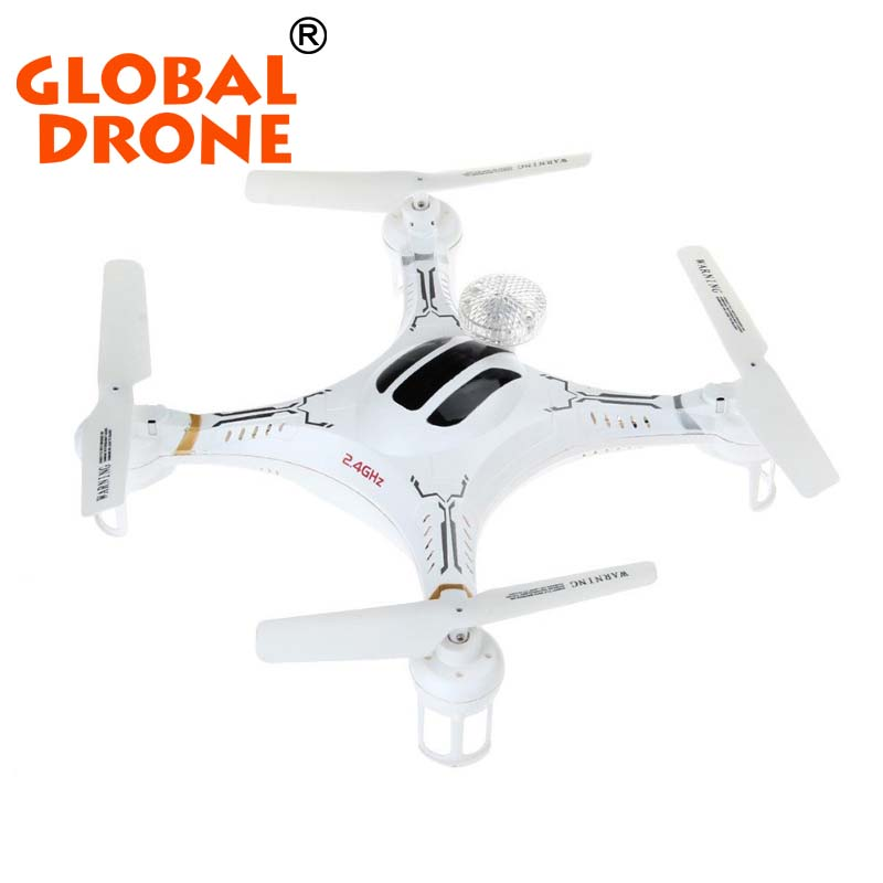 Фотография Global Drone New X118 drone remote control quadcoptero 2.4Ghz 6-Axis gyrocopter flycam UAV with HD camera LED light  quadcopter