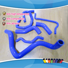 Buy 7 pieces Audi A3 1.8T.TT MK1 silicone radiator coolant intercooler turbo hose kits for $99.90 in AliExpress store