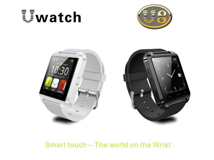 Laya Bluetooth Smart Watch MTK U watch U8 sport Phone 4/4S/5/5S Samsung S4/Note 2/Note 3 HTC Android smartwatch - Shenzhen Technology Co., Ltd. store