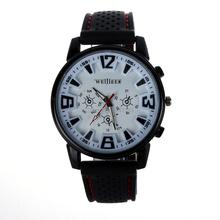 2015 Reljes hombre Mujer de negocio de moda del reloj negro reloj Digital de cuarzo relojes hombres marca de lujo reloj de la alta calidad