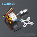 HAIKE Airplanes 1pcs A2212 Brushless Motor 1000KV 1400KV 2200KV For RC Aircraft Plane Multi copter Brushless
