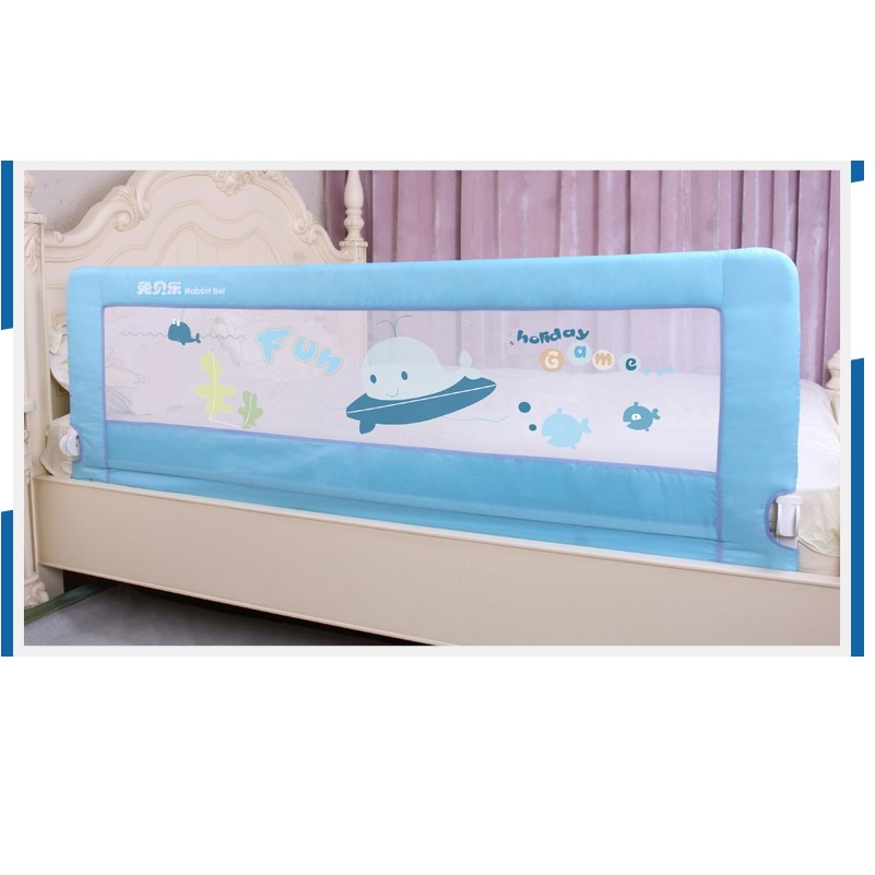 180cm long 69cm high bed rail safety baby bed guard rail(China (Mainland))