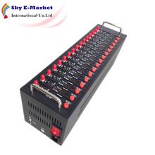 2016 promotionnel Wavecom 16 portos Wavecom q2303 modem piscine avec moins cher gsm module Sms massa gsm modem(China (Mainland))