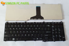 OEM US Layout Keyboard Replacement for Toshiba Satellite C655 C655D C655-S5113 C655-S5061 C655-S5052 C655-S50521 Black
