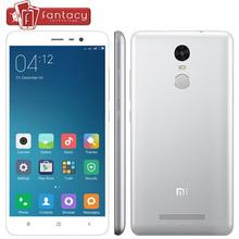 "Original Xiaomi Redmi Note 3 Pro Prime Snapdragon650 Fingerprint ID 3G RAM Full Metal FDD LTE 4G 16MP 5.5"" MIUI 7 4000MaH Phones(China (Mainland))"