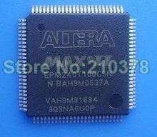 Free Shipping 10pcs, New EPM240 EPM240T100 EPM240T100C5N TQFP100 IC(China (Mainland))