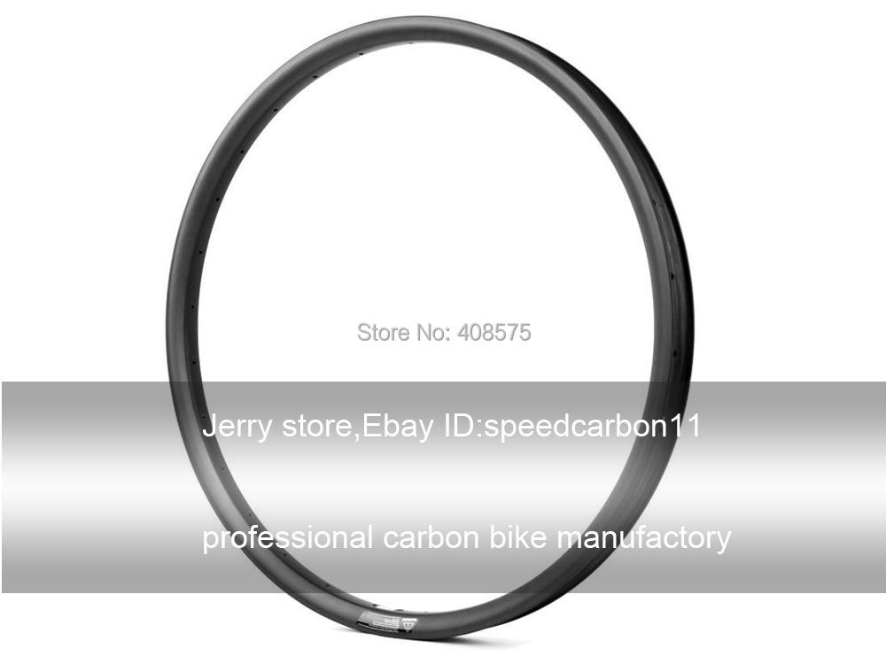 29er new carbon fiber rim 30mm width,tubeless,Titanium new design 29inch mtb rim <br><br>Aliexpress