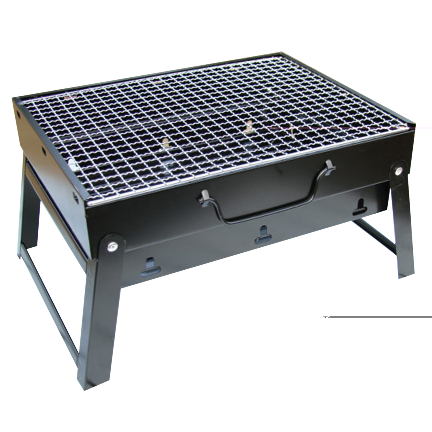 how to make a portable grill