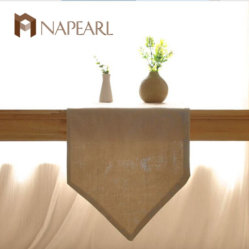 Solid color Ichiban Japanese dining table coffee table style simple plain cloth soft-mounted home linen table runner(China (Mainland))
