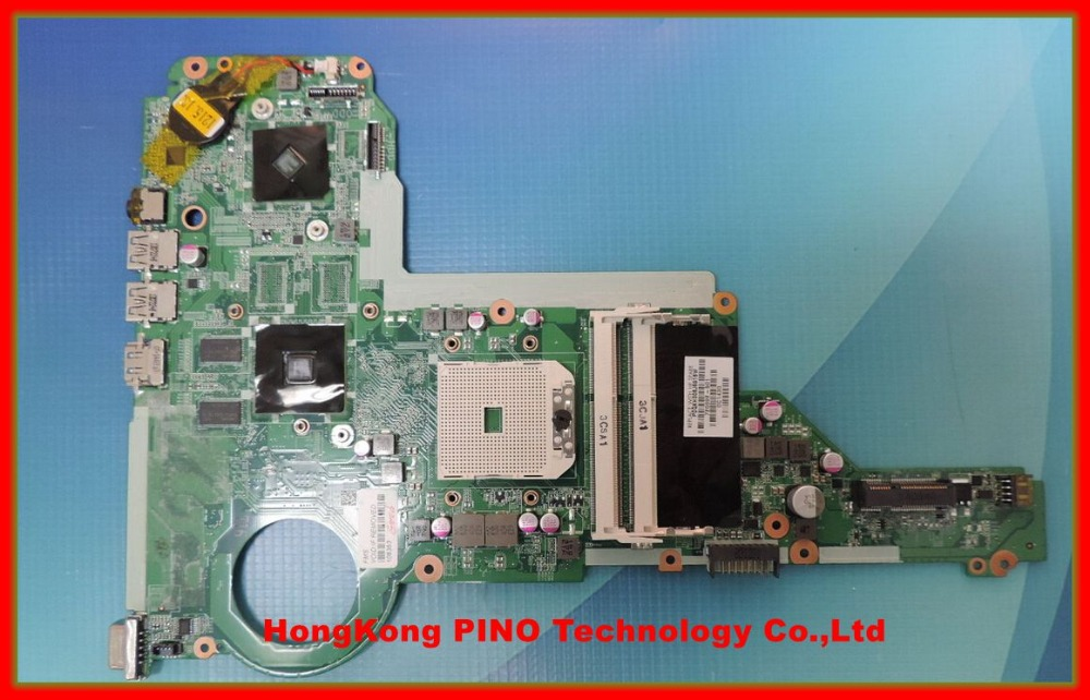 Free shipping 720692-501 for HP Pavilion 15 17 laptop motherboard 720692-001 DSC A76M 1G 100% Tested 60 days warranty(China (Mainland))
